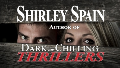 Shirley Spain - ​Author of Thrillers